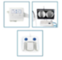 Fm control Xiscan 4400 equipos de fluoroscopia portatil equipo portatil de rayos X cirugia mis minimamente invasiva del pie