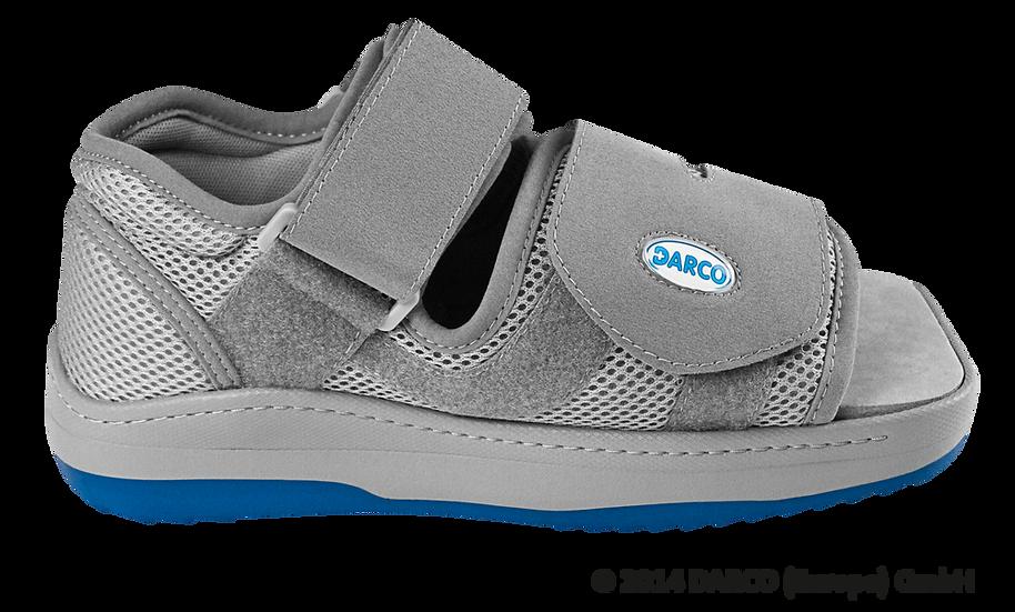 RELIEF DUAL (Zapato Postquirúrgico de Descarga)