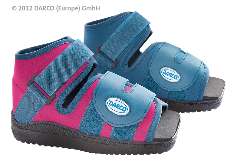 SLIMLINE PEDIATRIC (Zapato pediatrico para escayola)