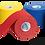 Thumbnail: MECRON Elastic Tape (Tape Elástico para Kinesiología