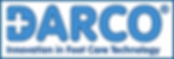 Logo DARCO zapatos ortopedicos post quirurgicos calzado post operatorio