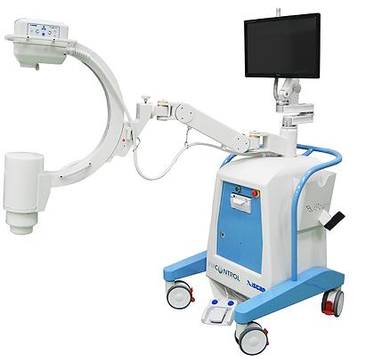 fm control equipo de fluoroscopia portatil Xiscan 4400