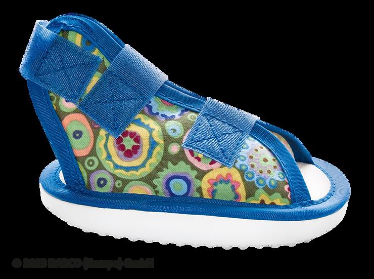 CAST BOOT PEDIATRIC  (Zapato pediátrico para escayola)