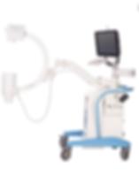 Fm control Xiscan 4400 equipo de fluoroscopia portatil completo