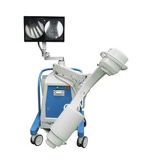 Fm Control Xiscan 4400 equipo portatil de fluoroscopia de alta funcionalidad