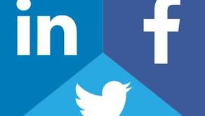 Lancement des réseaux sociaux !