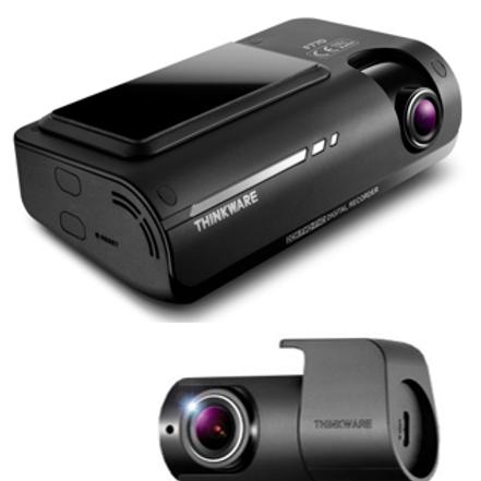 F770 Pro Forward Facing & Rear Windscreen Camera from