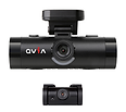 Qvia AR790 dashcam front and rear