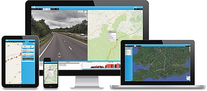 View fleet tracker on multiple devices