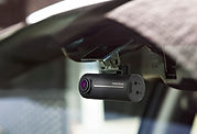 f100 Thinkware Dashcam installed