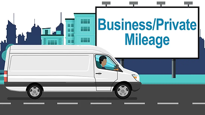Fleet Trackers business & private mileage