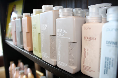 The View of Vaucluse Hair Salon - products