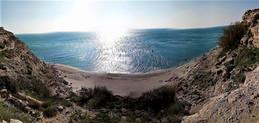 Leucate skryté pláže