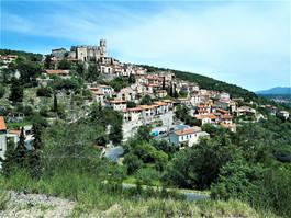 Eus - nejkrásnější vesnička Francie