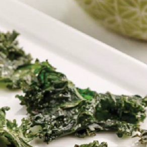 Crispy Kale Snacks
