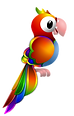FTB Rainbow Bird Icon