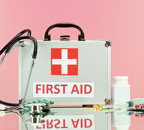 First Aid Kit & Emergency Plan