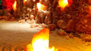 Salt Lamps ... so many questions