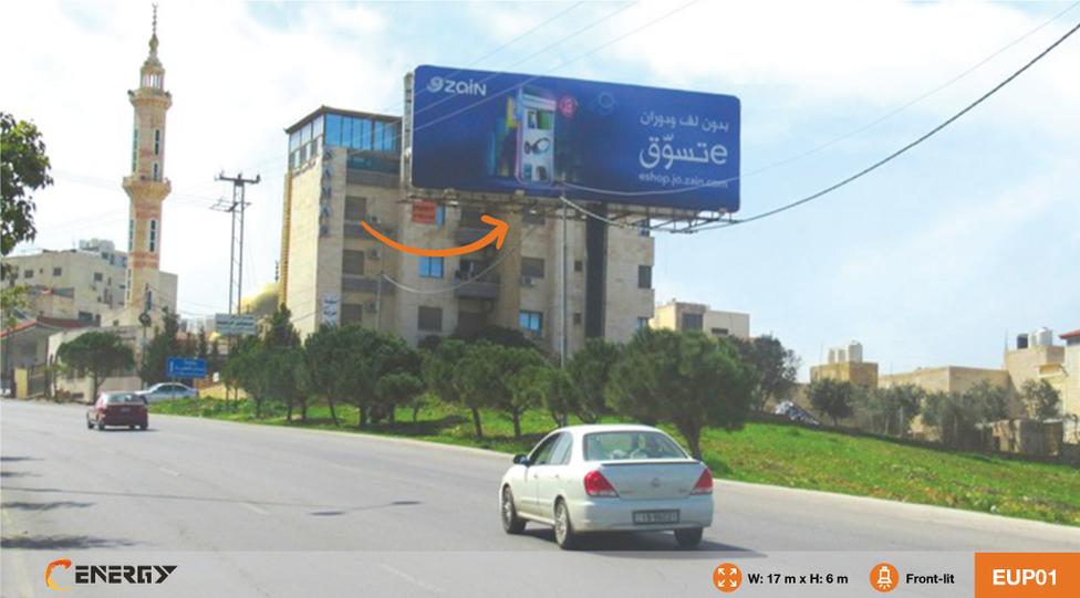 North Amman
