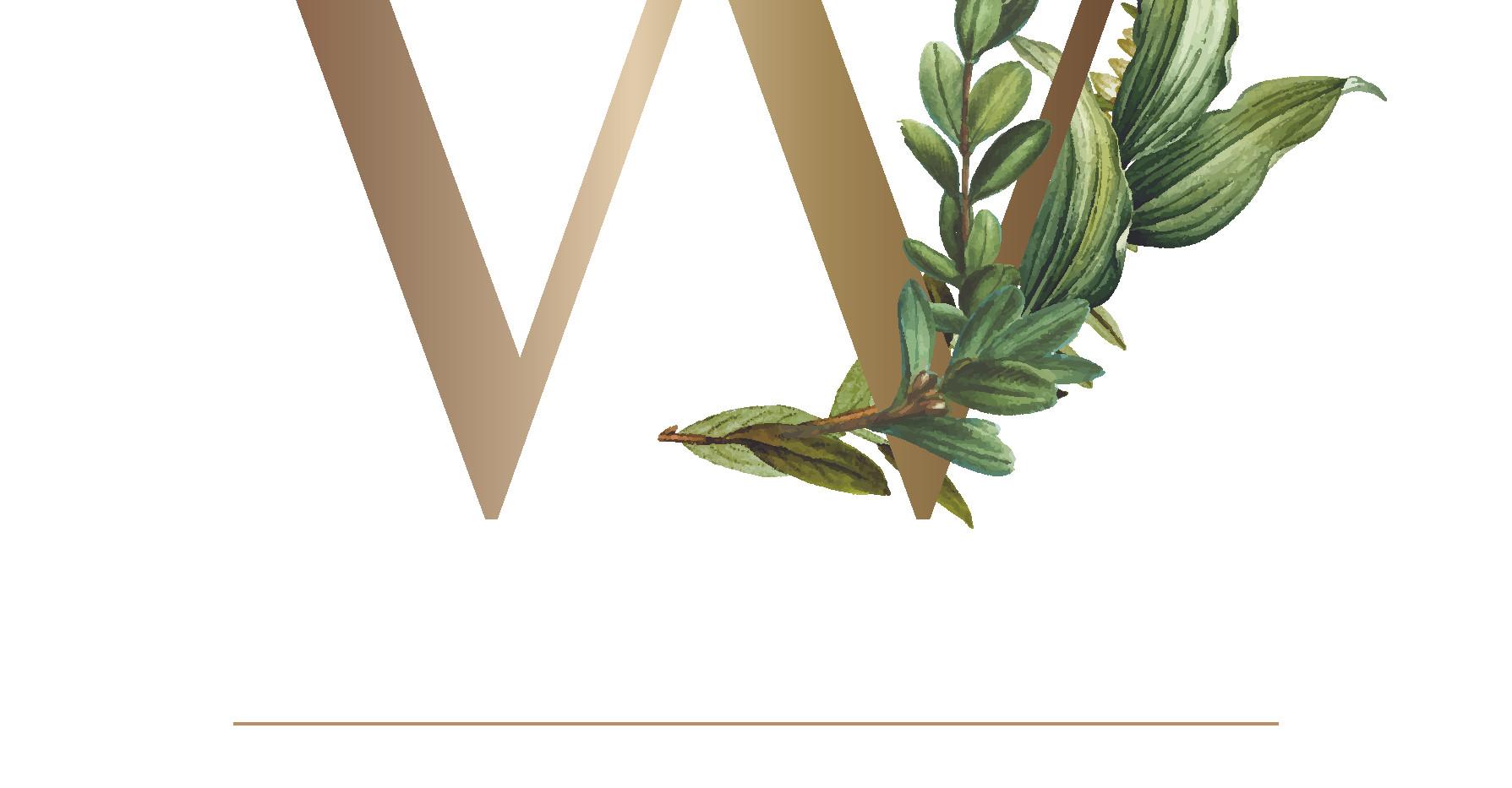 Name Print - Botanical