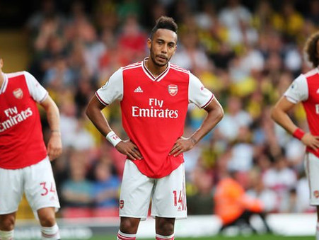 At the moment, Arsenal are the least potent team in the Premier League