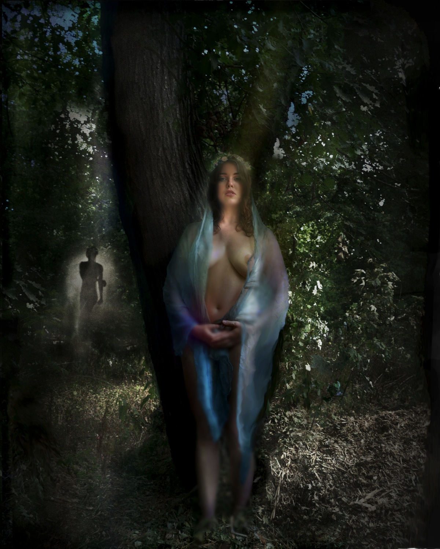 Madone de la forêt