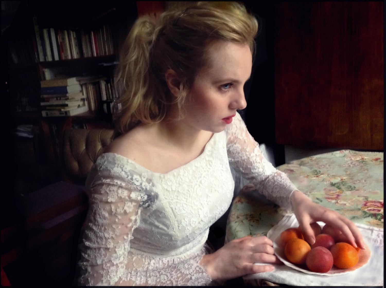 Alina et les abricots