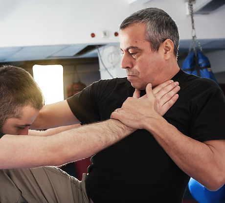 Self Defense Practice