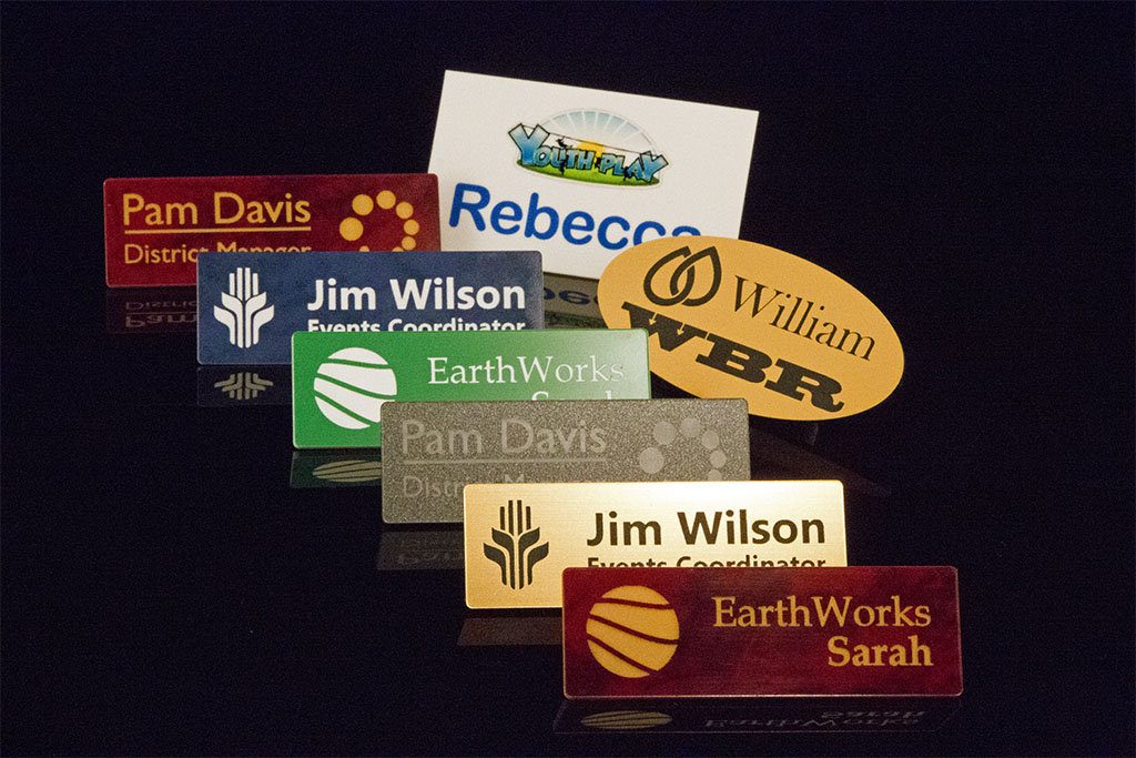 Name Tags / Badges