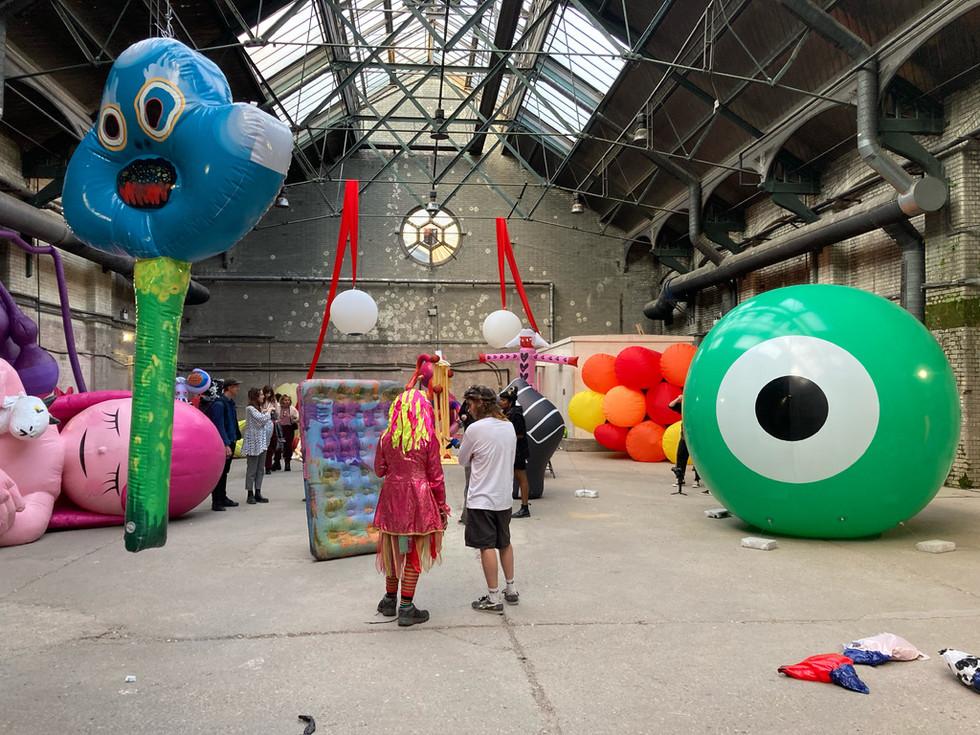 Eye of Newt Art Fair