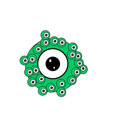Eye of Newt drawing