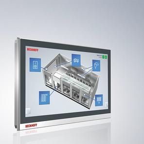 Beckhoff TwinCAT HMI 1.10 Released