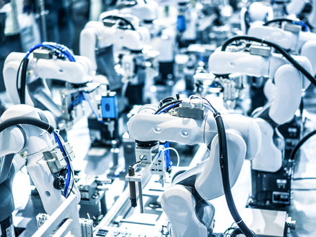 How has 2020 reshaped manufacturing?