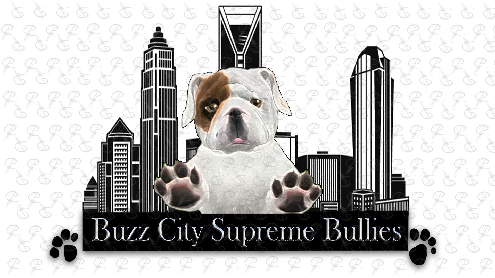 Buzz City Supreme Bullies watermark