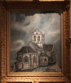 Eglise de Van Gogh