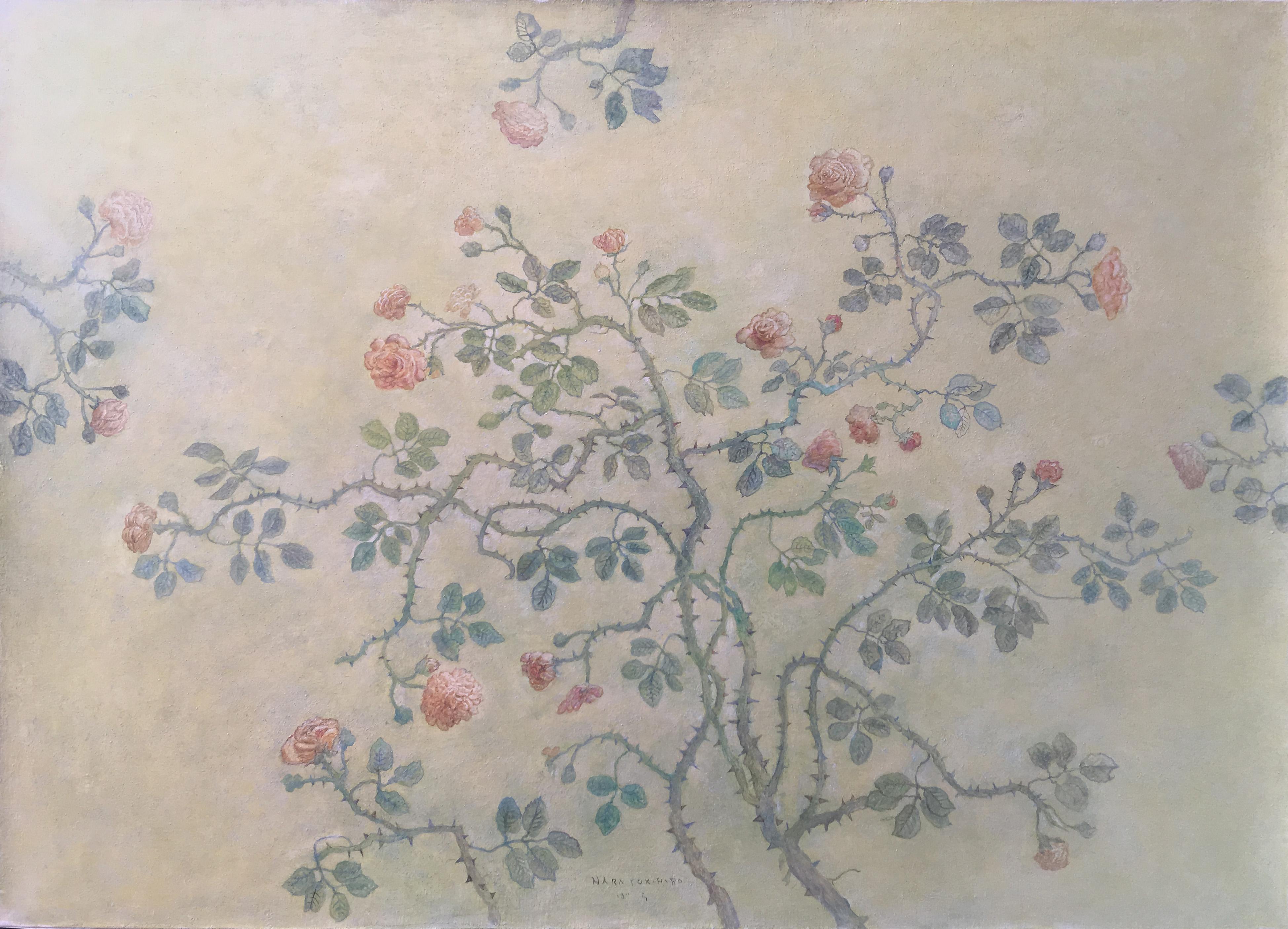 Roses Jaunes 黄色いバラ