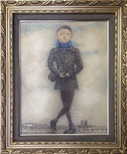 Portrait momoko Notre-Dame de Paris