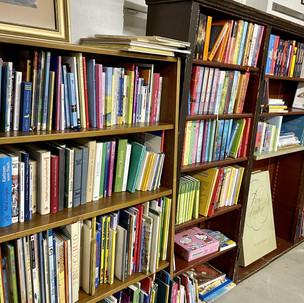 Bücher in der Brocki Muri-Gümligen
