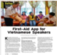 First Aid Vietnam
