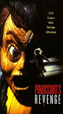Pinocchio's Revenge (1996) movie poster