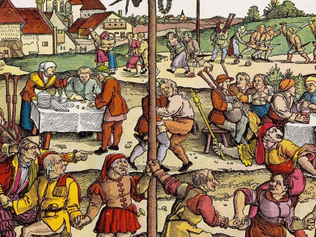 What the Heck Caused the Dancing Plague of 1518?