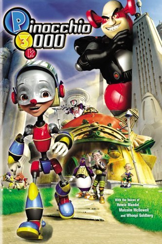 Pinocchio 3000 (2004) movie poster