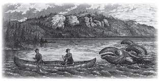 Cryptids of Canada the True North Strong and .... Weird.