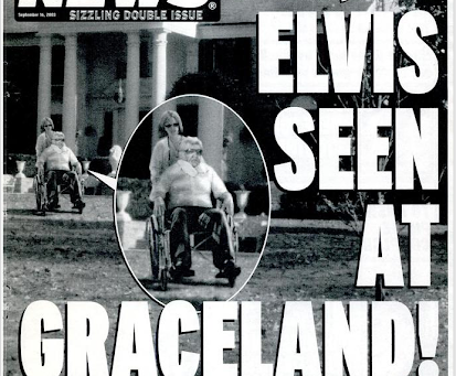 Is Elvis Still Alive? A Messy Ghost Pirate Divorce, and Pinocchio in Space