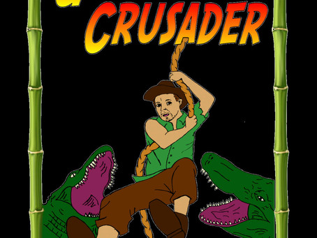 Florida Man of the Year, Michael the Gator Crusader Joins Misfits and Mysteries !