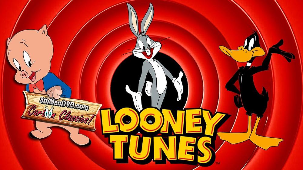 Looney Tunes not Looney Toons Mandela Effect