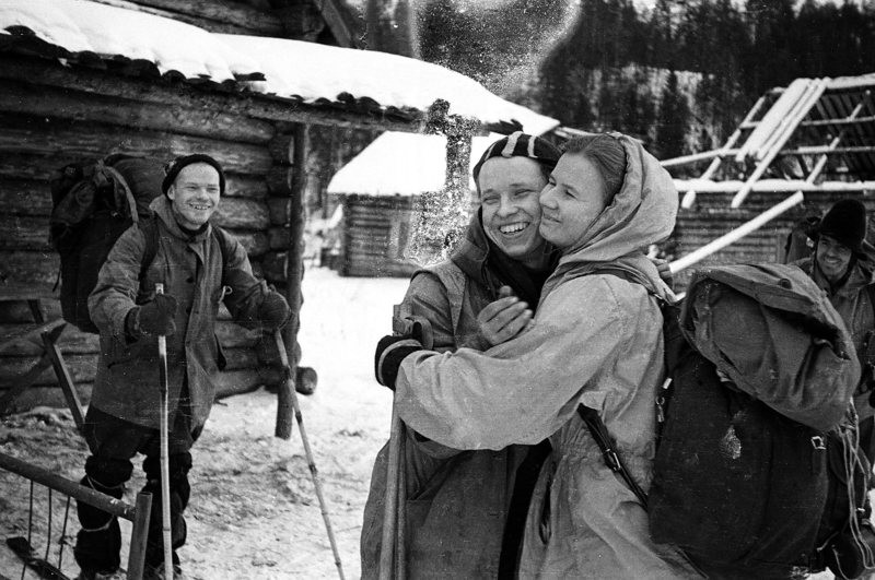 Victims of Dyatlov Pass Incident