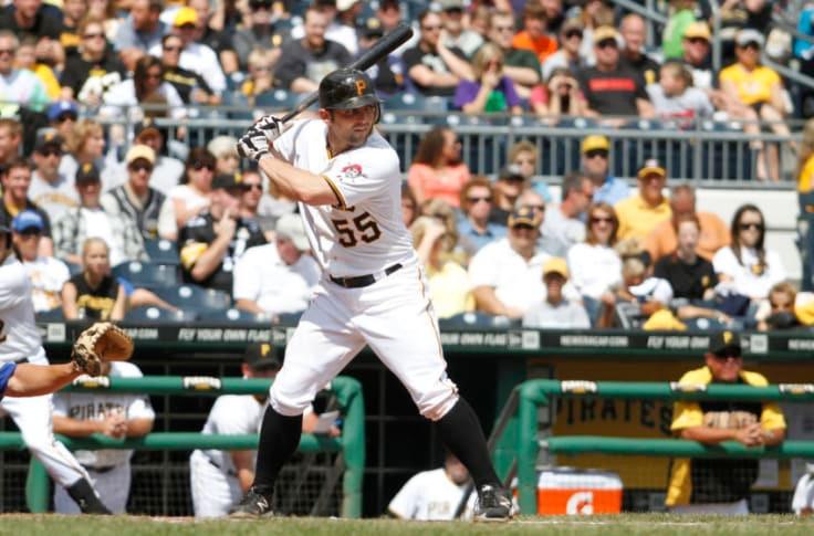 Pittsburgh Pirates Catcher Micheal McKenry