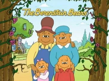 Berenstain Bears Mandeal Effect
