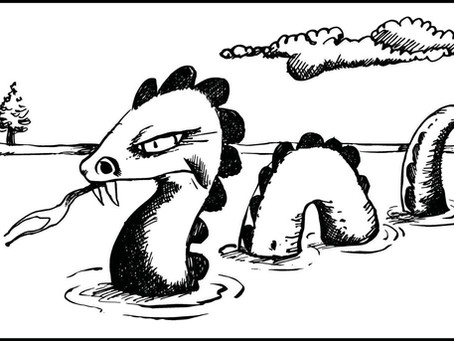 Is the Chesapeake Bay Harboring its Very Own Sea Monster?